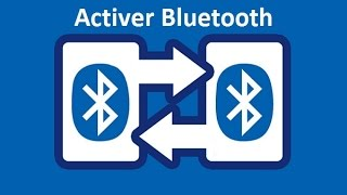 Activer Bluetooth sur Windows 7