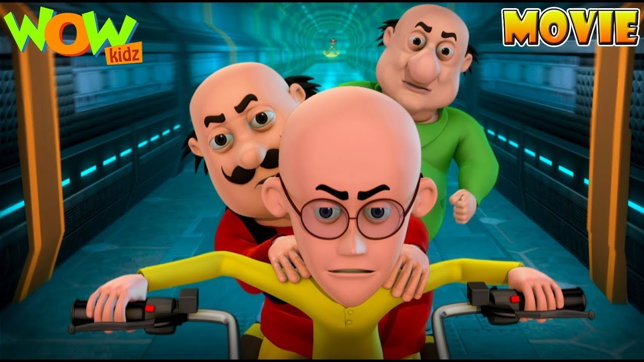 Motu Patlu Mission Moon Movie Part 3 Movie Mania Doovi