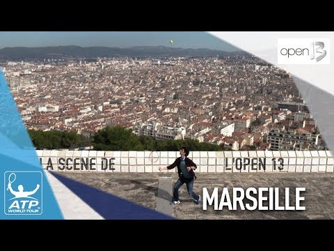 Unreal Trick Shot Tour Of Marseille 2018