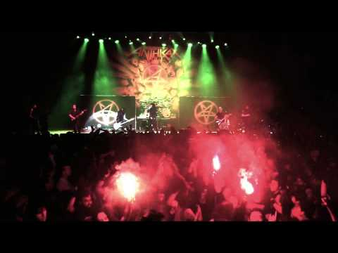 Anthrax - Medusa (live Chile 2013) HD