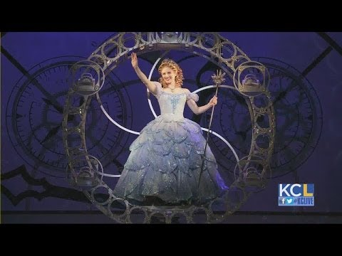KCL - Johnson County local Hayley Podschun returns to KC to star in 'Wicked'