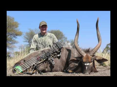 Troy Hawkins Gemsbok, Nyala, Eland, and Impala Hunt
