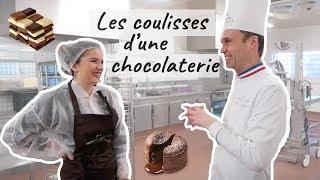 À LA DÉCOUVERTE DE LA MEILLEURE CHOCOLATERIE DE FRANCE
