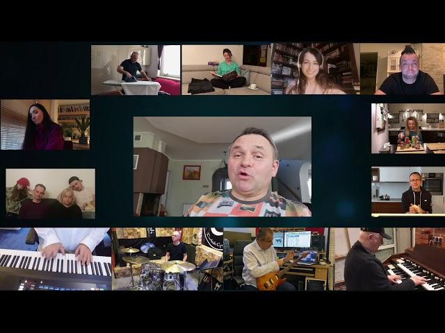 #zostańwdomu produkcja Zbigniew Stelmasiak