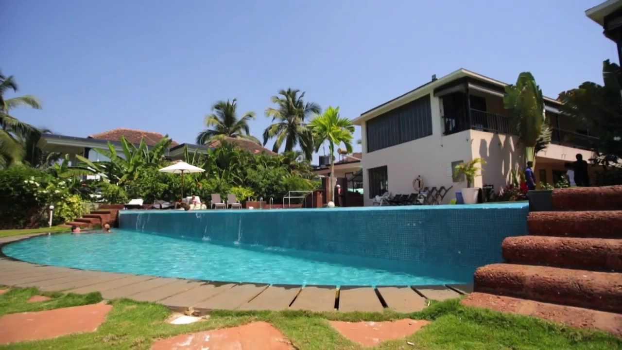 O hotel Goa