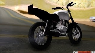 Como por o Mod da Moto 150cg no GTA SA (Android)