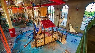Abandoned Indoor Water Park Resort & Hotel