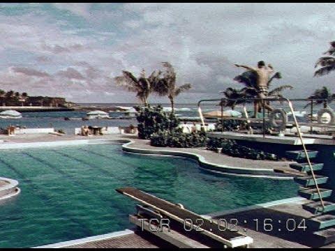 Caribbean Playgrounds 1955