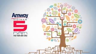 Phim giới thiệu Doanh nghiệp | Tập đoàn Amway 5p