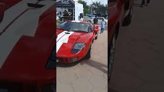 City Place Doral car show