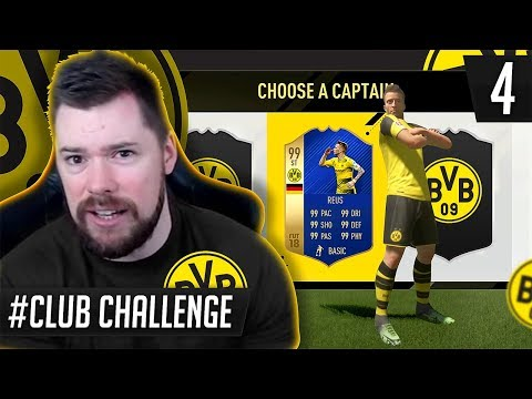 THE DORTMUND DRAFT! FUT DRAFT CLUB CHALLENGE! #04