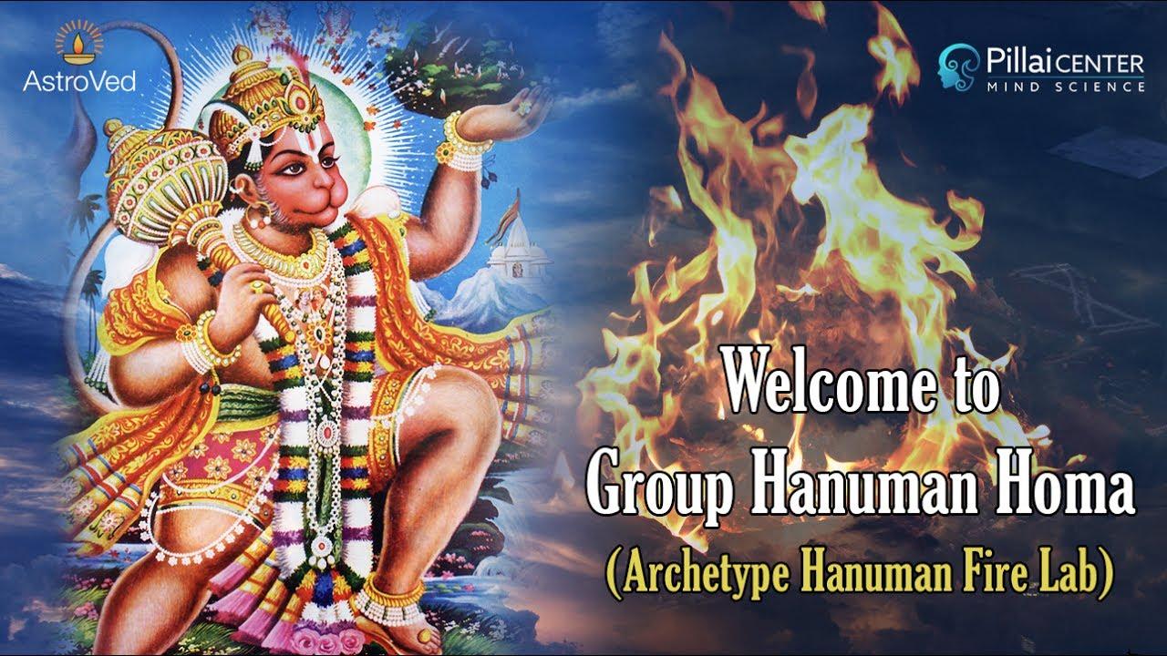 Hanuman Homa, Hanuman Homam, Hanuman Havan, Hanuman Yagna