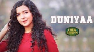 duniyaa-cover---luka-chuppi-female-version-akhil-kartik-aryan-kriti-shreya-karmakar
