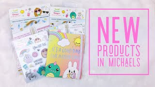 New Sweet Kawaii Design Products in Michaels!