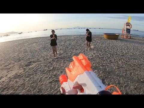 Nerf Super Soaker: The Beach