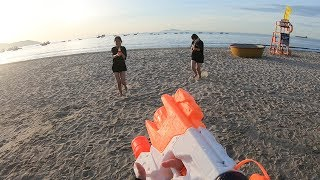 Nerf Super Soaker: The Beach