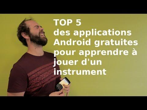 [TOP 5] Applications Android gratuites pour apprendre à jouer d'un instrument