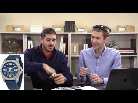 This Week in Watches: Tim and Josh Discuss F.P. Journe, Audemars Piguet, Blancpain, IWC, Vacheron