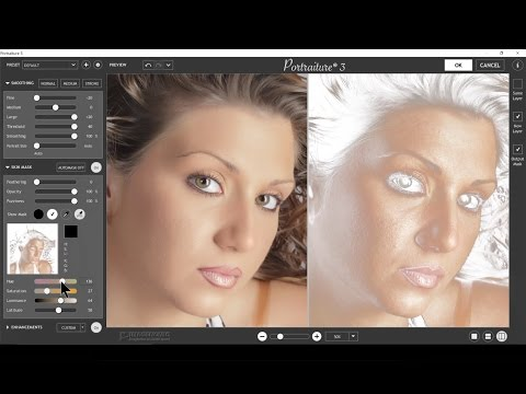 Imagenomic Portraiture 3 Overview Tutorial