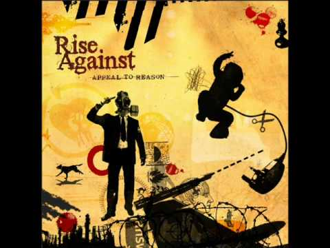 [HQ] Rise Against - Audience Of One [ Lyrics ]