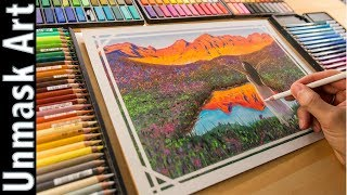 5 Soft Pastel Techniques for Beginners