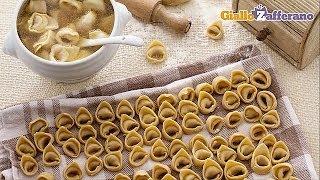 Tortellini - original Italian recipe