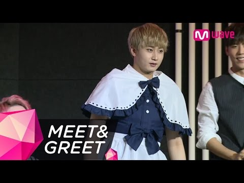 [ DOUBLE S 301 Fan Meeting] (ENG SUB) Introducing Double S 301's Youngshimie! l MEET&GREET