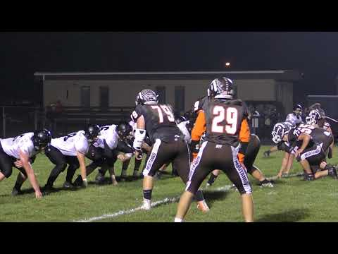 Football: Tusky Valley vs. Claymont
