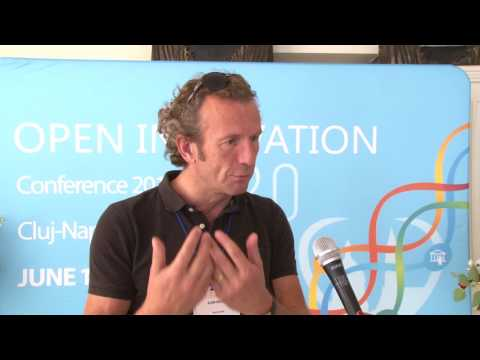 Open Innovation 2.0 Conference 2017 Testimonial: Alain Heureux