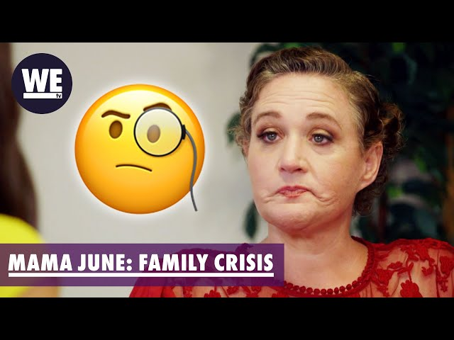 Is This About Me or June?! 😠| Mama June\: Family Crisis
