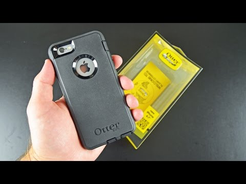 Otterbox Defender Case For Iphone Review