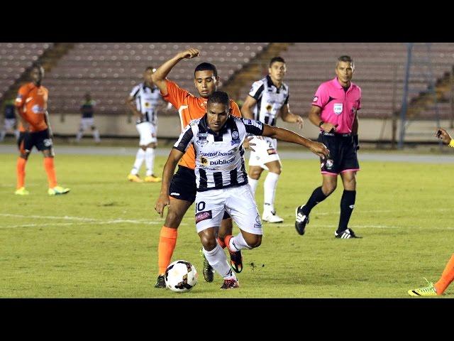 Tauro F.C. Vs Chepo F.C. - Torneo Clausura 2016