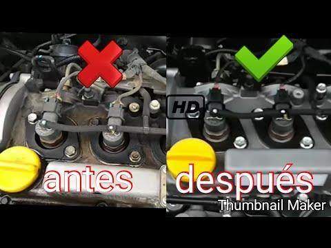 Trucos como limpiar el motor del coche la mejor ma for Como lavar el motor de un carro