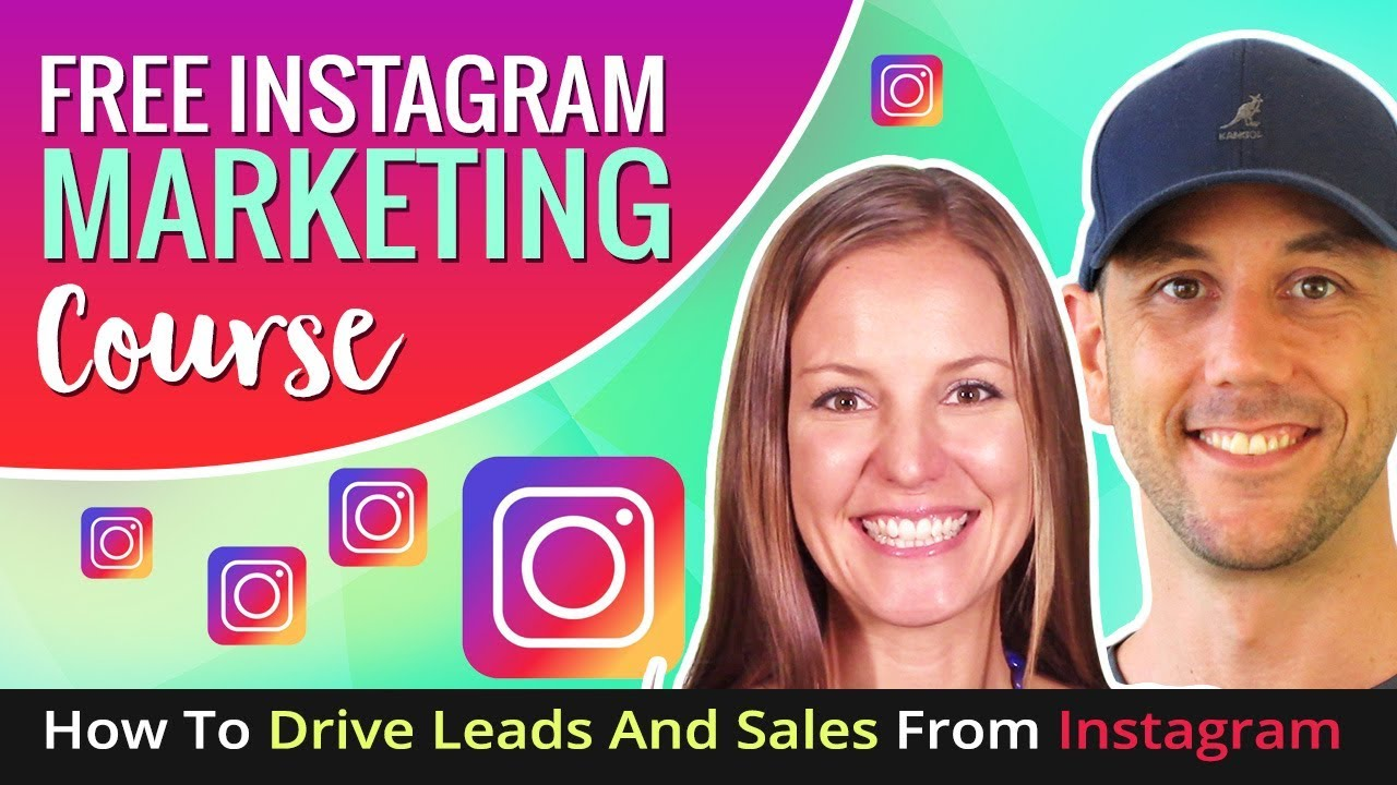 Instagram Marketing 2019 - Free Course Shows You How To Drive Leads & Sales  From Instagram Marketing