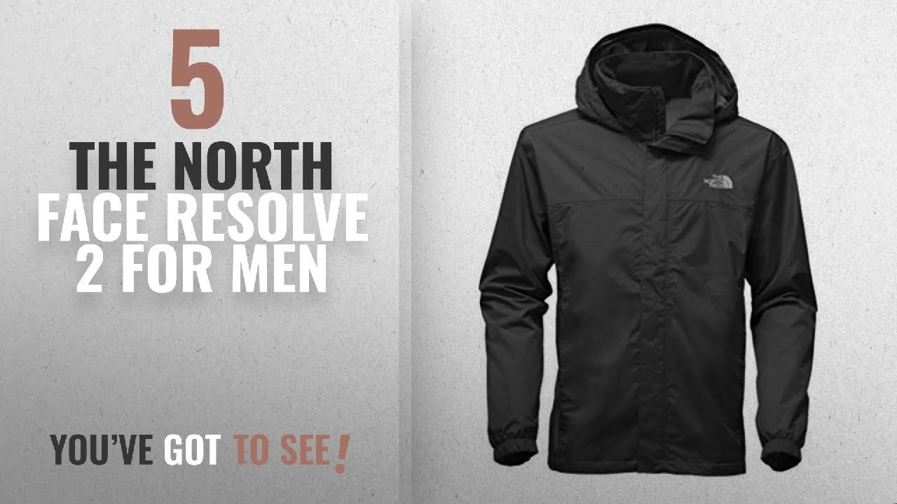 c256e8e2d4c3 Top 10 The North Face Resolve 2  2018