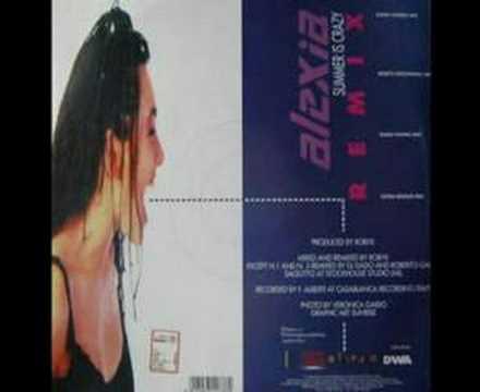 Alexia - The Summer Is Crazy (Dado World Mix)
