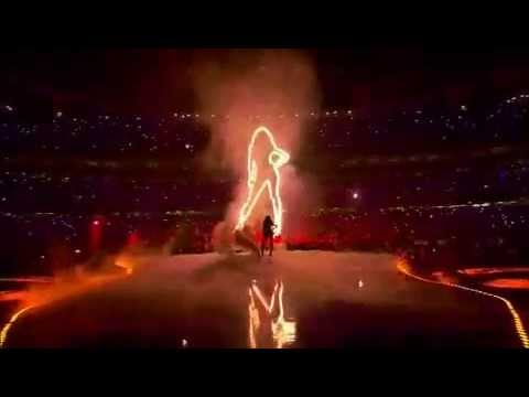 Beyoncé - Love on Top / Crazy In Love Super Bowl Halftime Show 2013