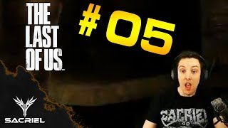 The Last of Us FIRST TIME EVER! Part 5