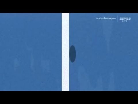 Tennis ATP - Closest Hawk Eye Challenge of 2018