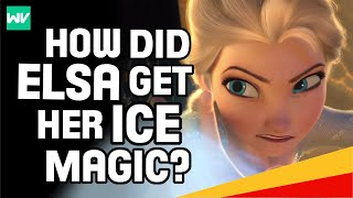 Frozen Theory: Why Elsa Has Ice Powers!