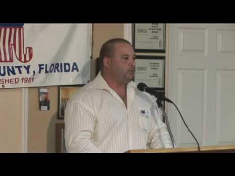Republican Chairman Blaise Ingoglia - YouTube