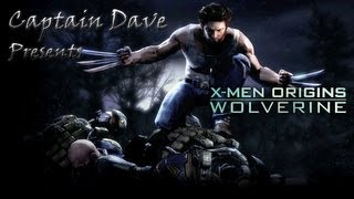 X-Men Origins: Wolverine Uncaged - Walkthrough Part 1: Once Upon A Time...