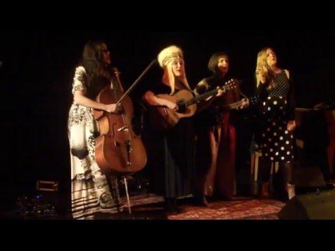 SONGBIRDS COLLECTIVE live in Bochum 6. März 2016