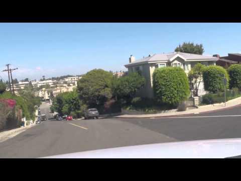 Lets Drive in Playa Del Rey California HD !