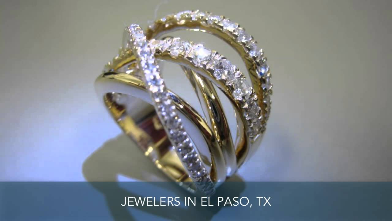 Jewelers El Paso TX Flores Jewelers YouTube