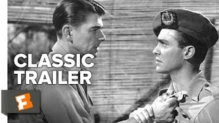 The Hasty Heart (1949) Official Trailer - Ronald Reagan, Patricia Neal Movie HD