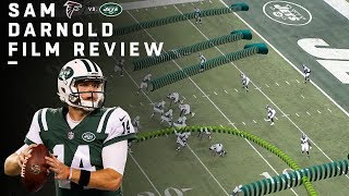 Breaking Down Sam Darnold's NFL Debut | Film Review | NFL Network