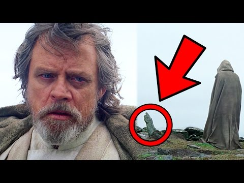 El Impactante Secreto que Guarda Luke Skywalker en Episodio 7, Teoría - Star Wars Apolo1138 -