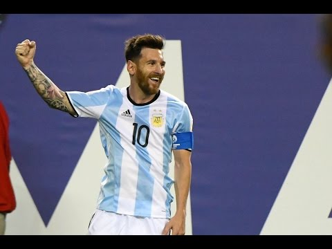 Messi at Gillette Stadium