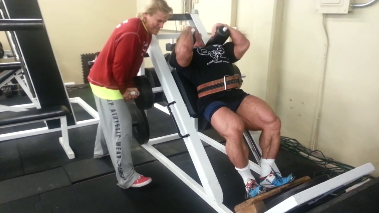 Tip: Do Tom Platz Iso-Holds for Gains | T Nation